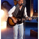 Kevin Costner (USA) mit Band Modern West