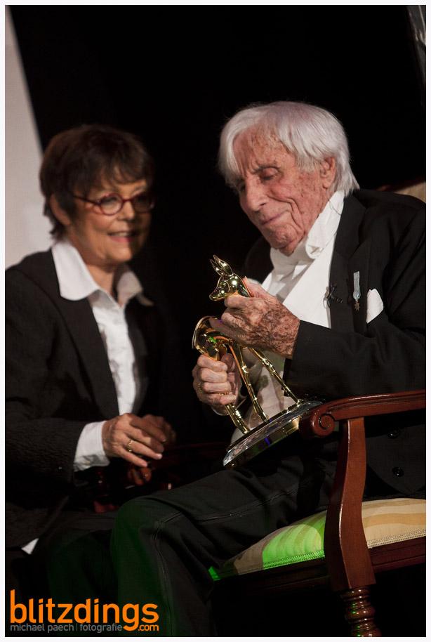 Jopie - die 107. Revue / Geburtstag Johannes Heesters im Kaisersaal in Erfurt (GER)Johannes Heesters (NED)